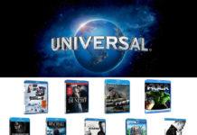 Lista Film Bluray Universal