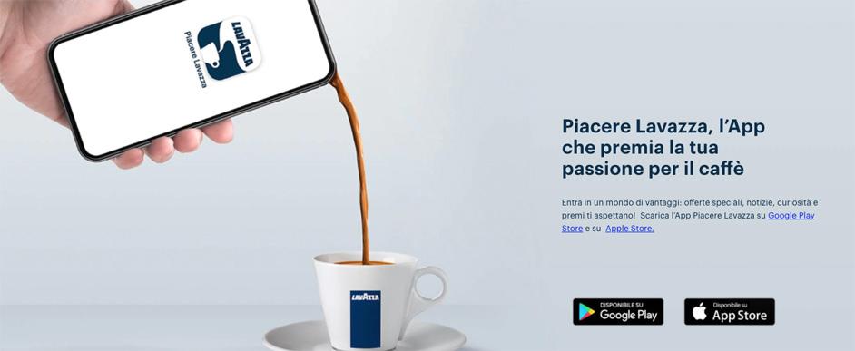 Lavazza ti offre il caffè