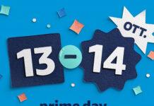 Amazon Prime Day: 13 e 14 Ottobre
