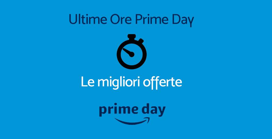Le migliori offerte ancora attive del Prime Day