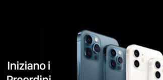 Preordina IPhone 12 su Amazon