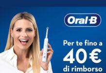 Rimborso Oral-B fino a 40€