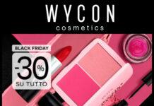 Wycon Black Friday - 30% su tutto il catalogo
