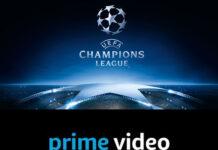 Champions League su Amazon Prime Video dal 2021