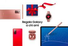 Samsung Galaxy fino a 100€ di sconto in negozio e online