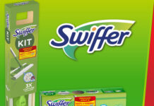 Kit Swiffer Gratis: ottieni fino a 15€ di rimborso