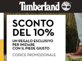 Timberland iscriviti alla newsletter e ricevi 10% di sconto su tutto il catalogo