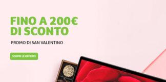 Acer Store - Promo San Valentino fino a 200€ di sconto
