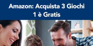 Giochi in Scatola: Acquista 3 giochi e uno è gratis - solo su Amazon