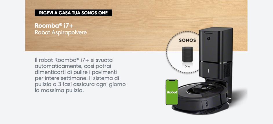 Roomba iRobot i7+