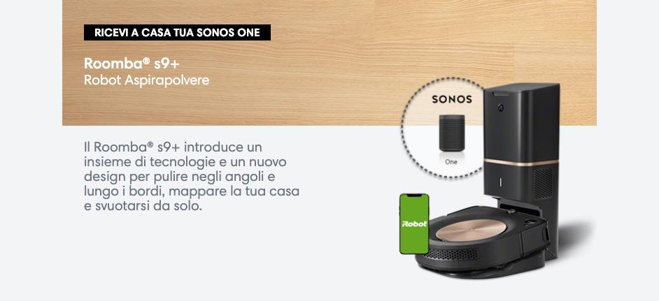 Roomba iRobot s9+