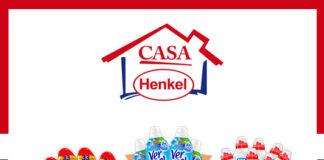 Casa Henkel Ricevi un cartone di Dixan, Pril o Vernel in omaggio