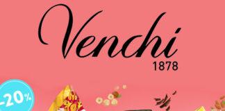 Cioccolato Venchi -20% sui Kit di Pasqua