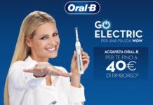 Oral-b Cashback fino a 40€