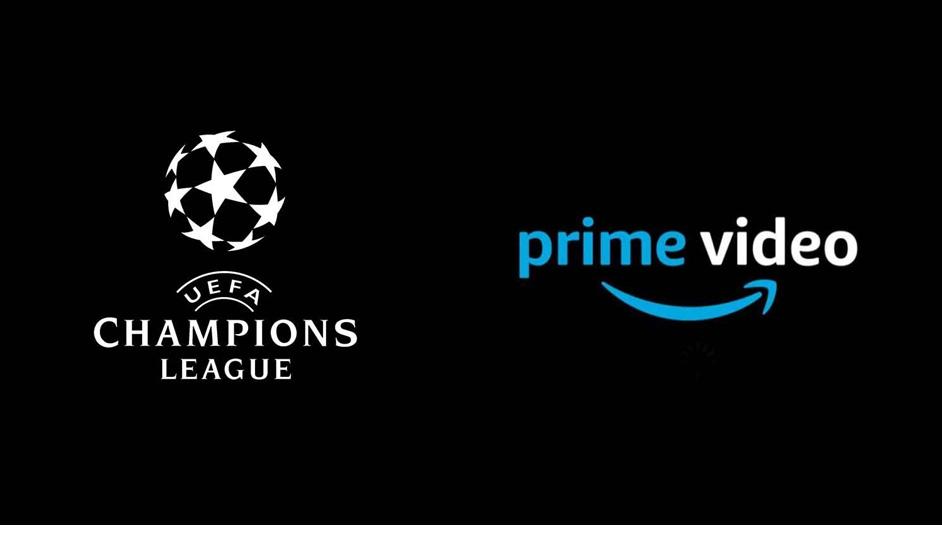 Champions League gratis su Prime Video