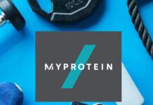 Myprotein 45% di sconto su tutto il catalogo