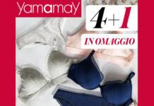 Yamamay Mare: Acquista 5 Articoli, il meno caro è in omaggio