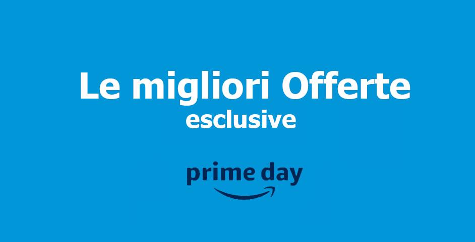 Amazon Prime Day 2021 - le migliori offerte attive