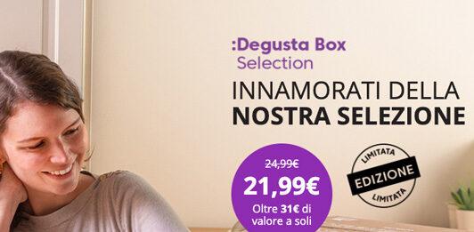 Degusta Box Selection 2021 in edizione limitata
