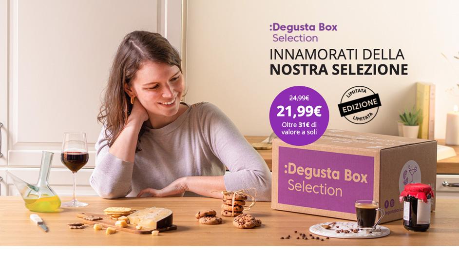 Degusta Box Selection in super sconto