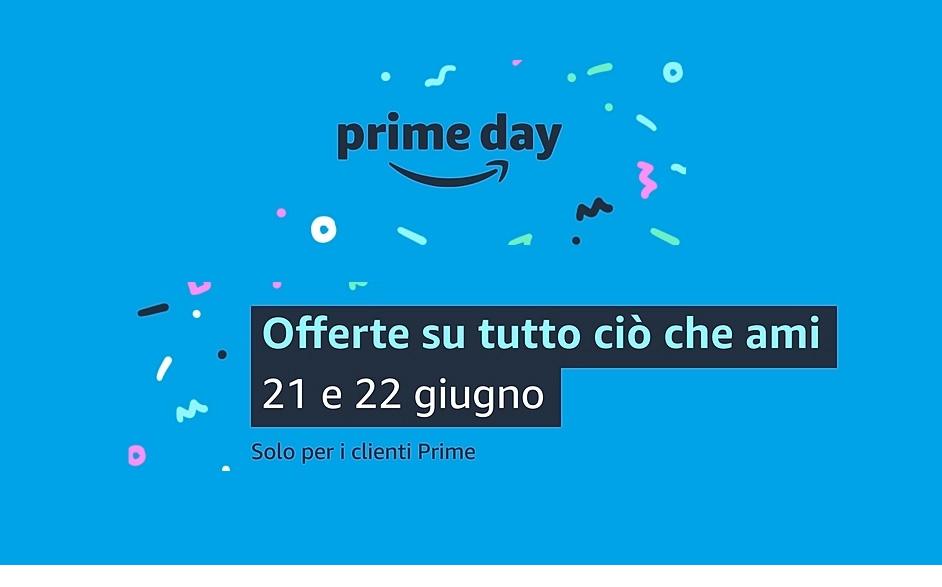 Prime Day 2021 non perdete nessuna offerta