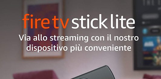 Fire Stick Tv a soli 19,99€