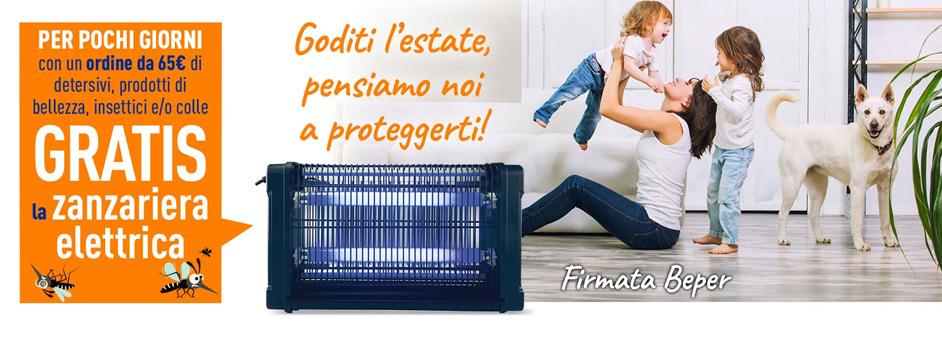 Zanzariera-Elettrica-Beper-gratis-con-casa-henkel