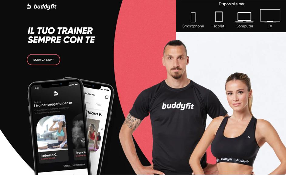 Buddyfit allenamento da casa a soli 4,99 euro